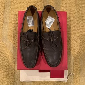 Valentino men's loafers (Sz 42)